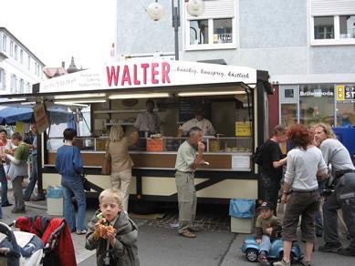Partyservice Walter Imbisswagen Bewirtung